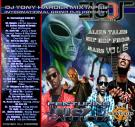 International Grind DJ'S  Presents alien(HIP HOP)From Mars Vol.5