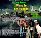 Nerve Djs Mixtapes.com Presents Dj Tony Harder 2Ways To Get Gwop 14