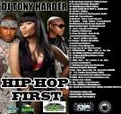 Coast2Coast Mixtapes.Com Presents Dj Tony Harder Hip Hop Frist