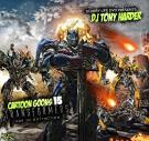Scurry Life Dvd Presents Dj Tony Harder Cartoon Goons 15