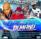 Newz Teem Magazine Presents Popular Demand