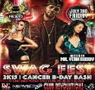Capone's Swag Fest 2K15 - B-Day Bash