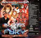 A i Productions Presents Blends Of Fury 5 Remix and Instrumental Edition