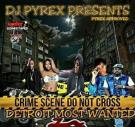 DETROIT MOST WANTED