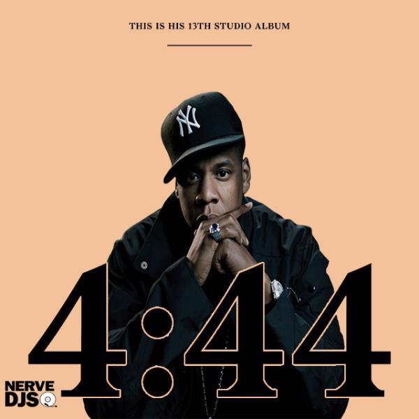 free download jay z 4 44