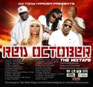 DJ TONY HARDER PRESENTS RED OCTOBER