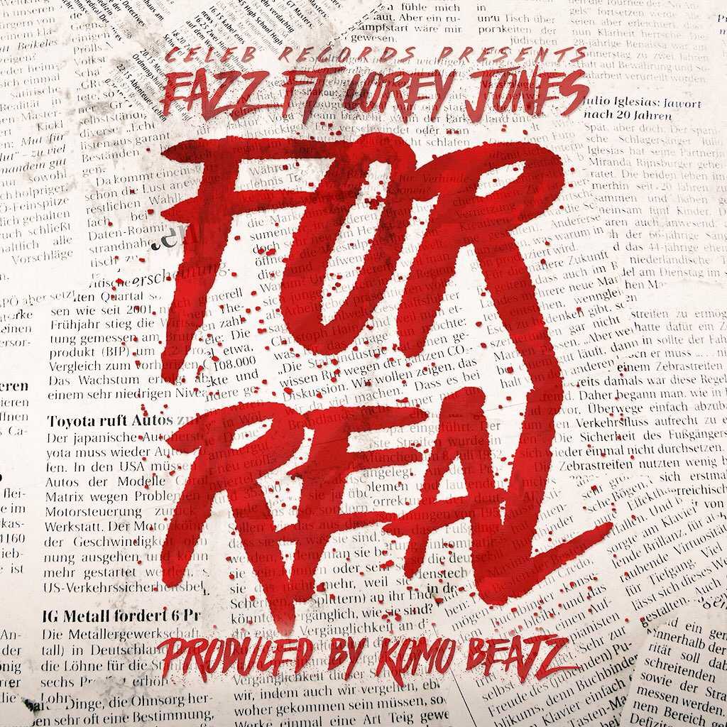 Eazz - For Real (feat. Corey Jones) by - Uploaded By : WhizzKid