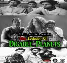 The Evolution Of Digable Planets