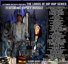 DJ FEMMIE PRESENTS THE LORDS OF HIP HOP VOL 16