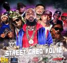STREET CRED VOL 12  Hosted by BIG WILL & @DjKoolhand